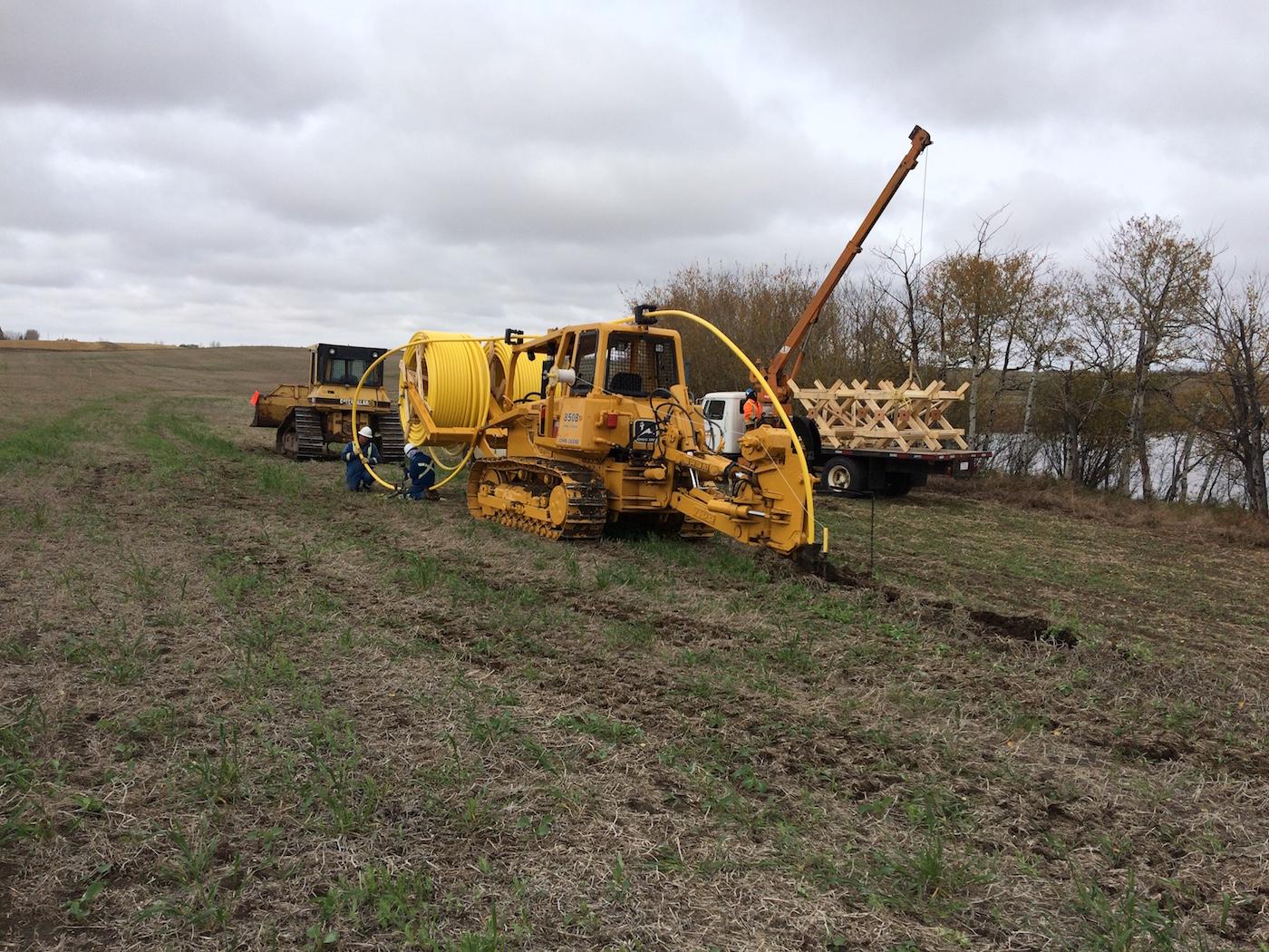Plowing 7
